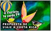 propuesta de viaje a Costa Rica