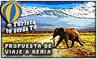 Propuesta de viaje a Kenia