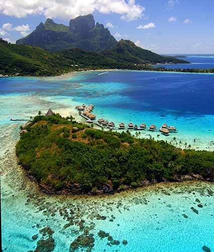 Testimonio de viaje de novios a Polinesia de Roger y Sara: Sofitel Private Island