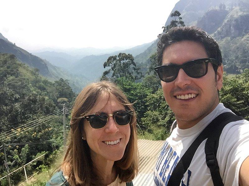 Viaje de novios a Sri Lanka y Maldivas de Celia y Borja 02
