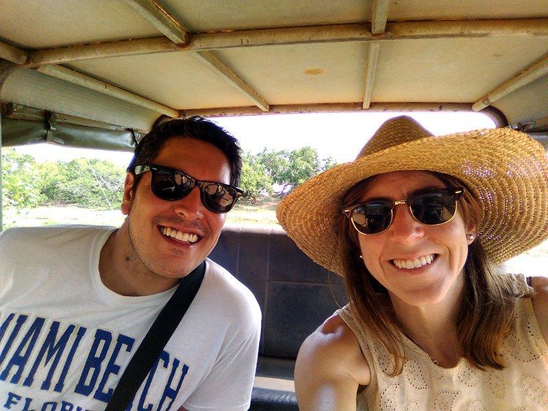 Viaje de novios a Sri Lanka y Maldivas de Celia y Borja 04