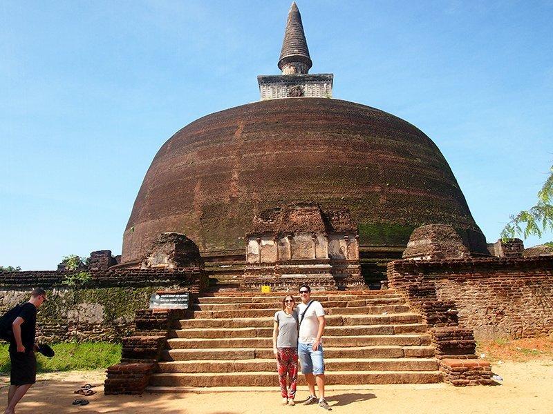 Viaje de novios a Sri Lanka y Maldivas de Celia y Borja 05
