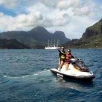 Viaje de novios a Polinesia de Roger y Sara: en Moorea