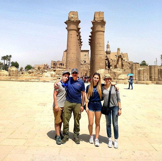 Viaje a Egipto de Anna y familia 2