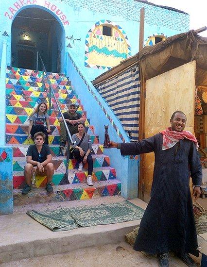 Viaje a Egipto de Anna y familia 12