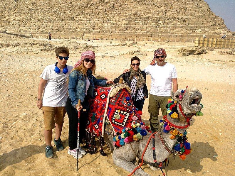 Viaje a Egipto de Anna y familia 3
