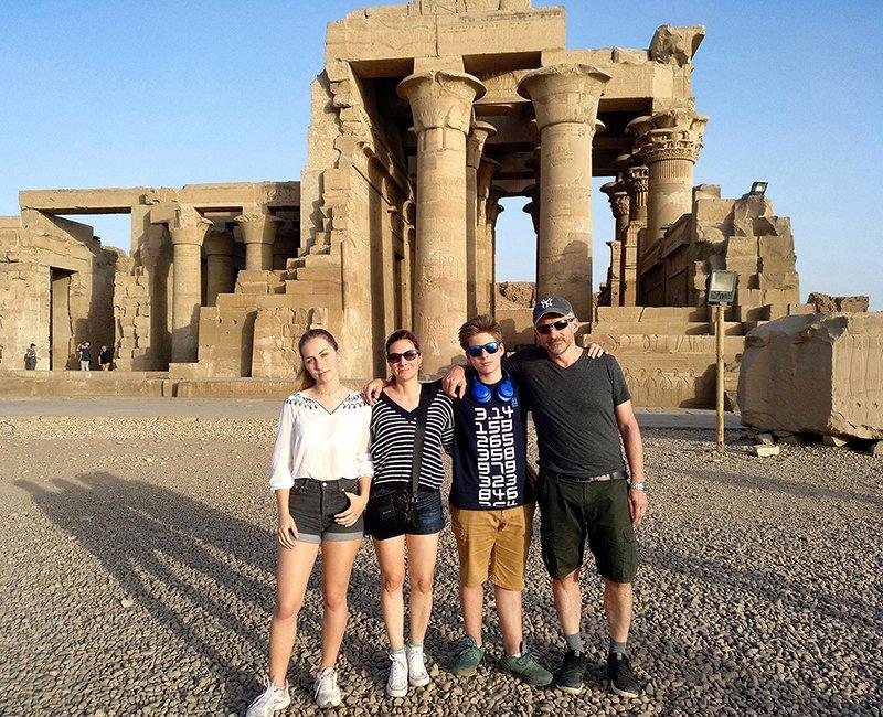 Viaje a Egipto de Anna y familia 4