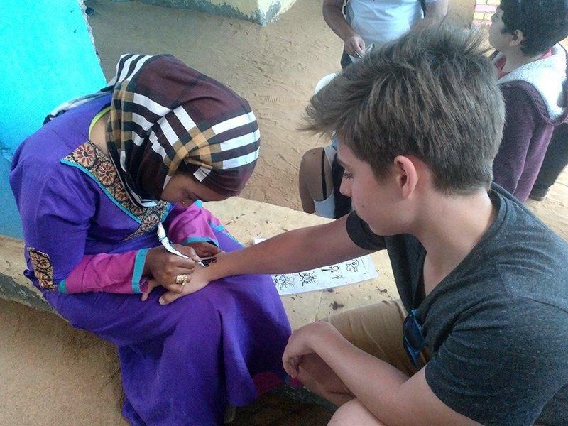 Viaje a Egipto de Anna y familia 10