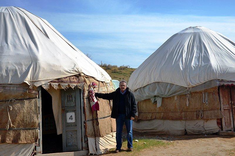 Viaje a Uzbekistán de Jose, Almudena, Trinidad y Monserrate 06