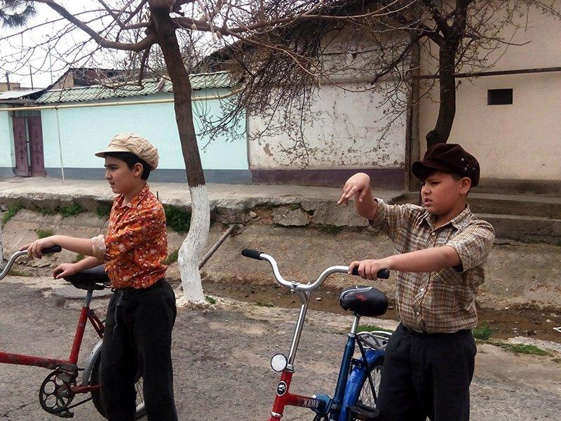 Viaje a Uzbekistán de Jose, Almudena, Trinidad y Monserrate 08
