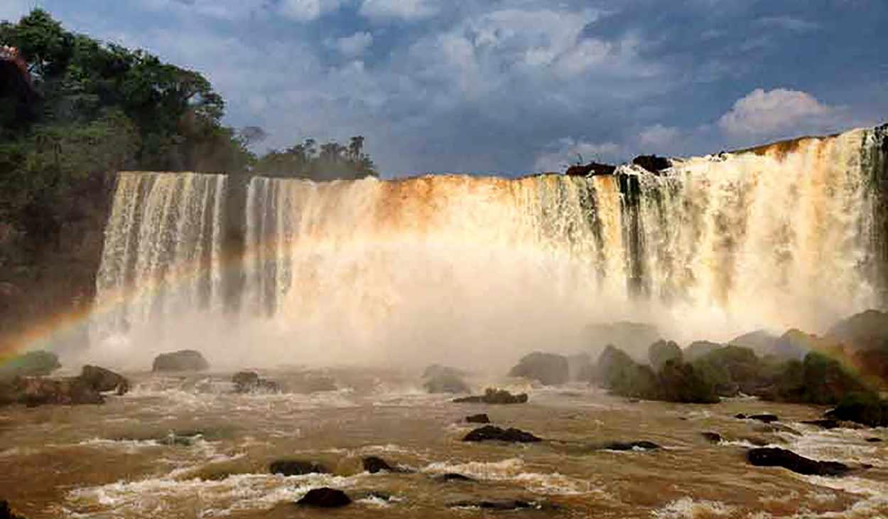 Parque Nacional de Iguazú es un destino imprescindible de turismo de Argentina para todos los amantes de la naturaleza