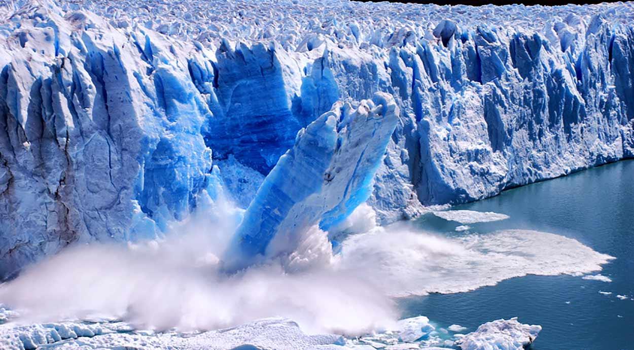 La estrella (pero no único atractivo) del Turismo de Argentina es el célebre Perito Moreno