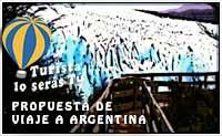 propuesta de viaje a Argentina