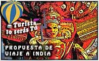 propuesta de viaje a India del sur