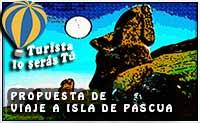 propuesta de viaje a Isla de Pascua