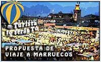 PROPUESTAS DE VIAJE A MARRAKECH Y MARRUECOS