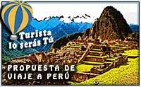 propuesta de viaje a Perú