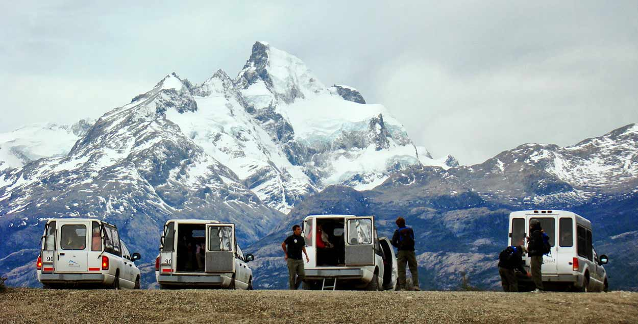 La naturaleza asombrosa es el mayor atractivo del Turismo de Chile (Parque Nacional Torres del Paine)
