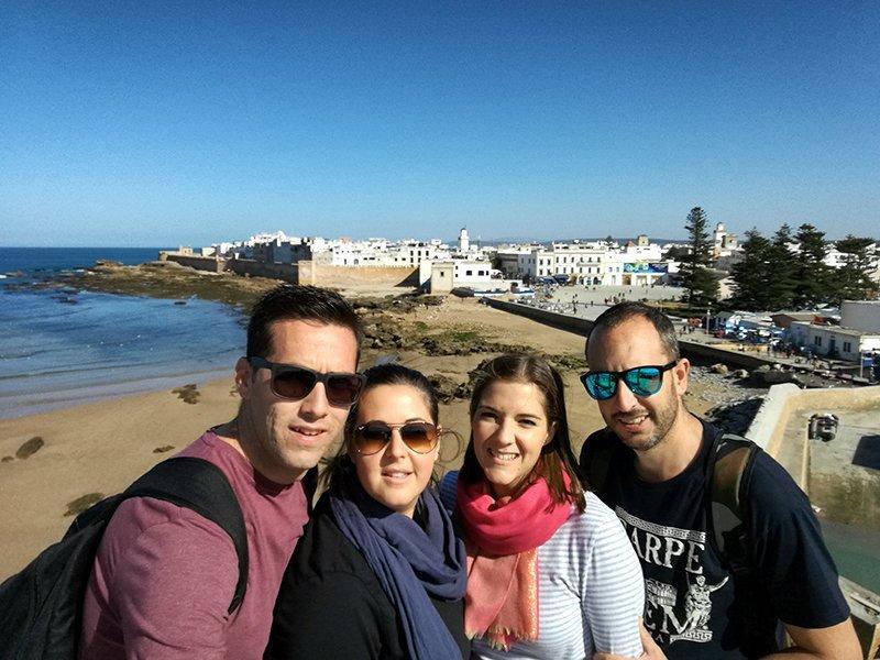 Viaje a Marruecos de Diego, Elena, Mari y José Carlos 01