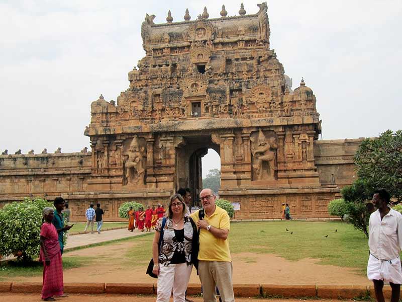 Viaje a India del Sur de Mari Carmen y José María 01