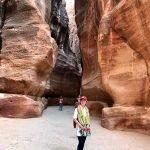El Siq (la entrada principial a la antigua ciudad de Petra) 01