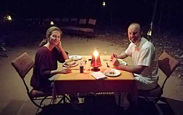 """Opinión de Safari de tigres en India de Maite y Jose: """"Procurar disfrutar de hoteles y tiempo libre también pues merecen mucho la pena si se tiene tiempo"""""""
