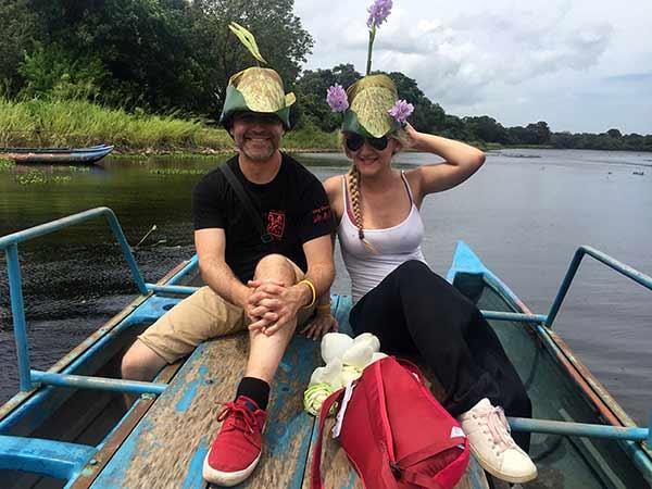 """Testimonio de viaje a Sri Lanka y Maldivas de Paola y Alfonso: """"Recomendamos totalmente Sri Lanka como destino de viaje. El país es precioso, hay cosas maravillosas que ver y su gente es muy amable y servicial"""""""