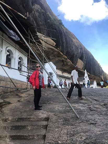 Viaje a Sri Lanka y Maldivas de Paola y Alfonso 13