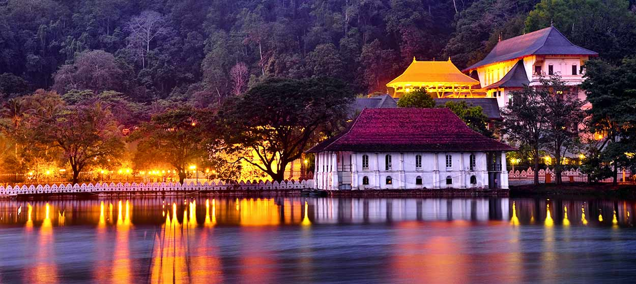 Kandy - SRI LANKA EN PRIVADO DE 6 NOCHES