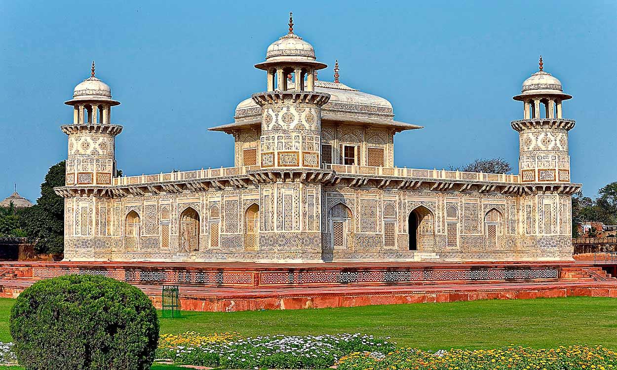 Mausoleo de Itimad-Ud-Daulah - QUÉ HACER EN AGRA, INDIA