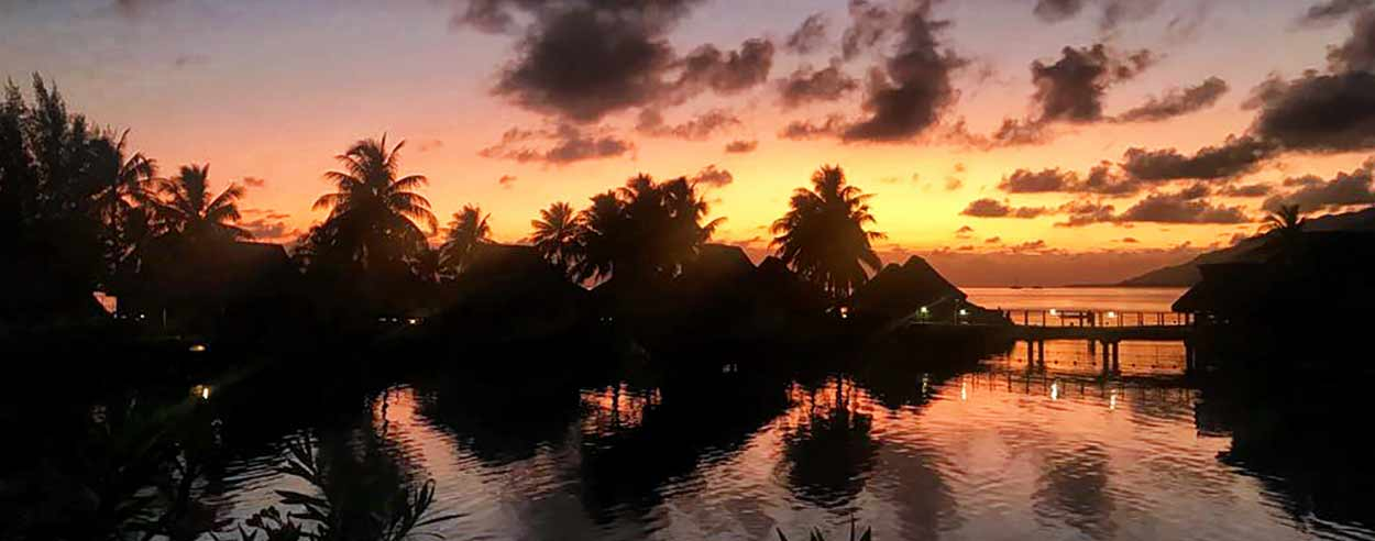 Valoración de viaje a Polinesia de Rocío y Simone - Polinesia es, sin duda, el lugar más bonito que he visto nunca