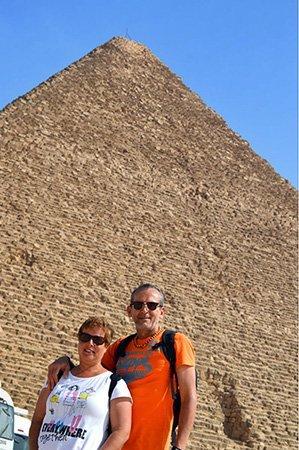 """Testimonio del viaje a Egipto de Fran y Tina: """"Las excursiones fueron todas espectaculares."""""""