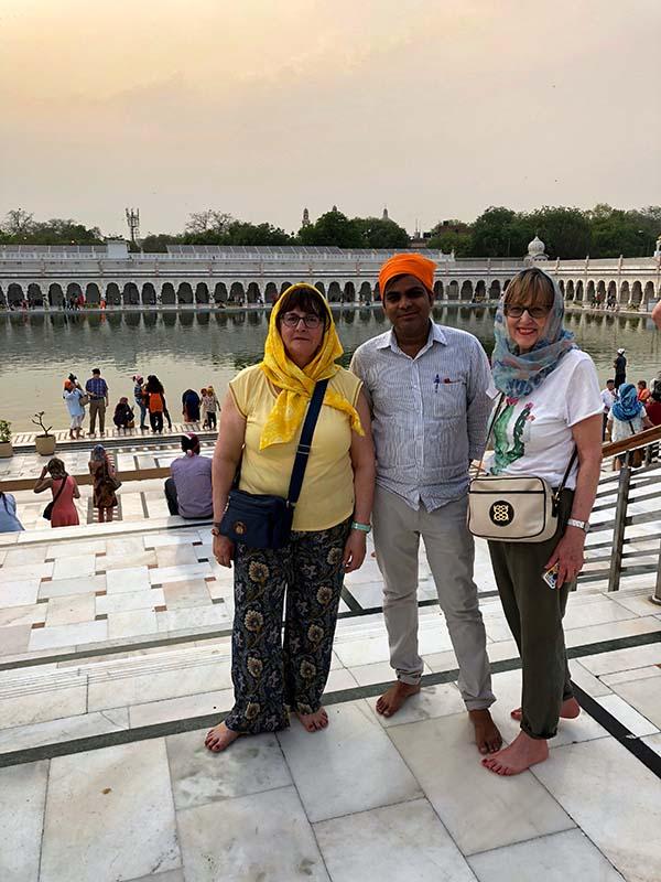 Viaje a India y Nepal de Pilar, Aurora y Mikel 04