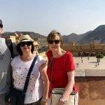 Viaje a India y Nepal de Pilar, Aurora y Mikel 03