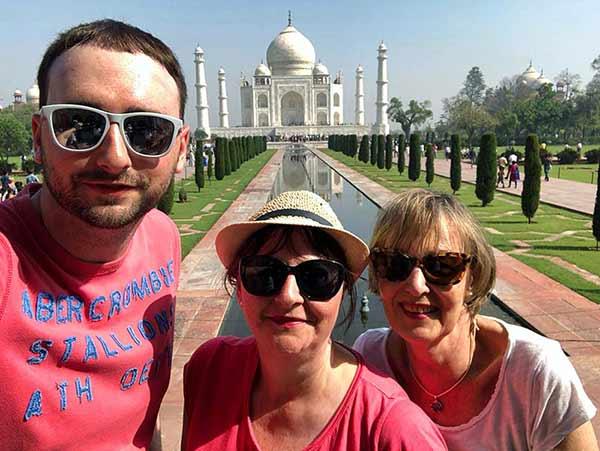 """Valoración de viaje a India y Nepal de Pilar, Aurora y Mikel:: """"hay que vivirlo para poder valorarlo, indescriptible subcontinente de contrastes"""""""