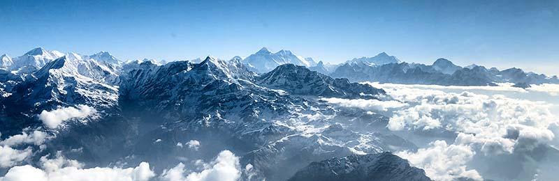 Viaje a India y Nepal de Pilar, Aurora y Mikel 07 - El mountain flight