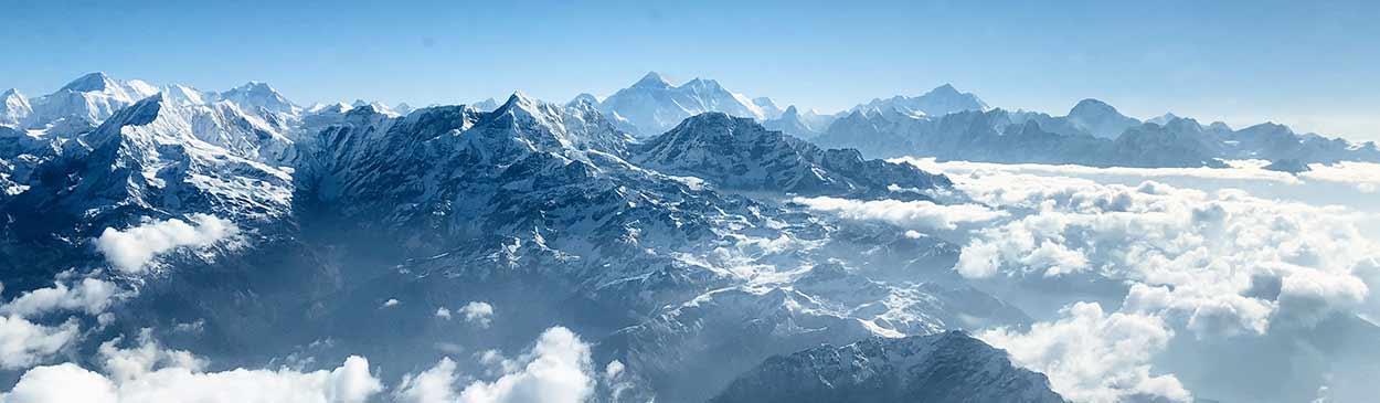 """Valoración de viaje a India y Nepal de Pilar, Aurora y Mikel:: """"El mountain flight y el amanecer sobre el Annapurna son algo de obligado cumplimiento"""""""