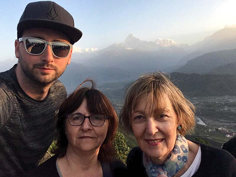 Viaje a India y Nepal de Pilar, Aurora y Mikel 06