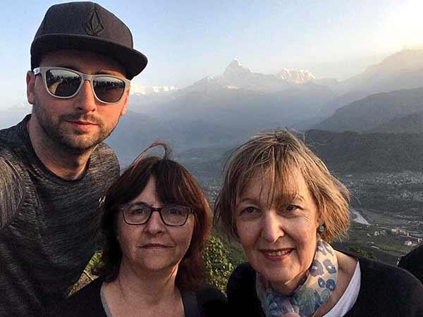 """Valoración de viaje a India y Nepal de Pilar, Aurora y Mikel:: """"Nepal, ¡Impresionante!"""""""