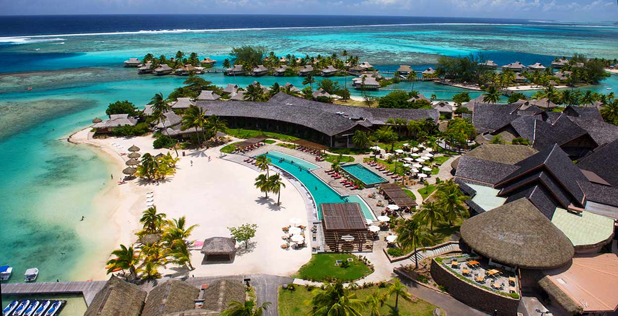 Nueve noches en Polinesia en hoteles 5* Intercontinental - Intercontinental Moorea Resort & Spa