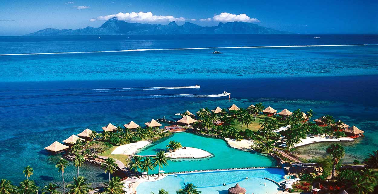 Intercontinental Tahiti - Nueve noches en Polinesia en hoteles 5* Intercontinental
