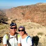 Viaje a Jordania de Patricia y Juanjo: en Dana