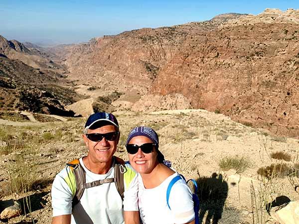 Valoración de viaje a Jordania de Patricia y Juanjo.: en Dana