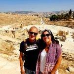 Viaje a Jordania de Patricia y Juanjo: en Jerash
