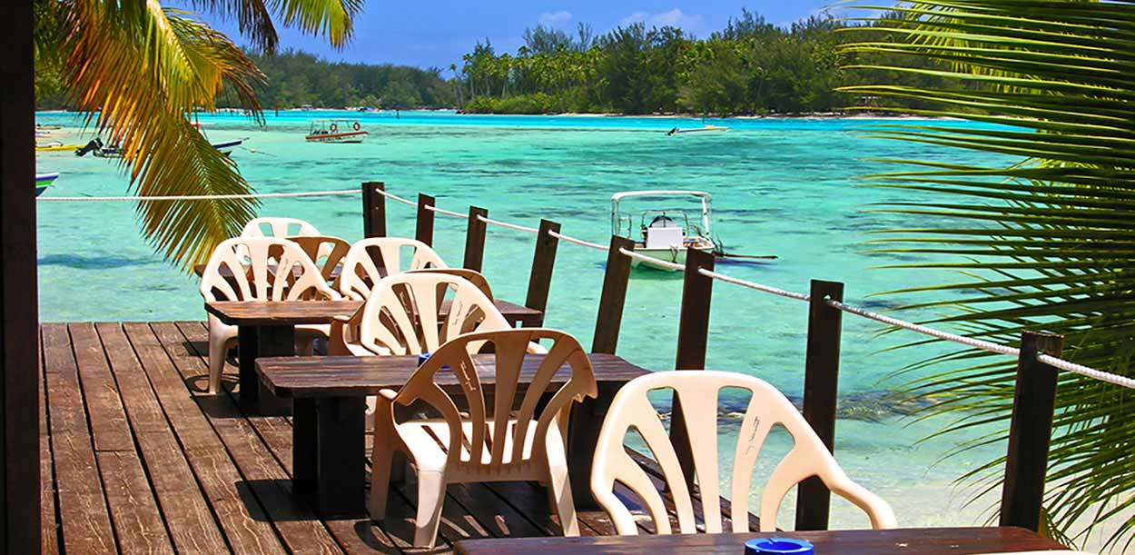 Polinesia de nueve noches en hoteles categoría turista - Hotel Les Tipaniers (Moorea)