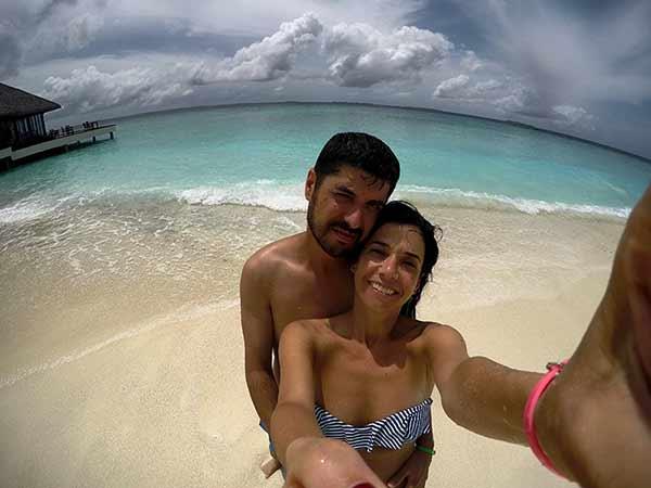 """Valoración de viaje a Sri Lanka y Maldivas de María y David: """"las playas EN maldivas son brutales"""""""