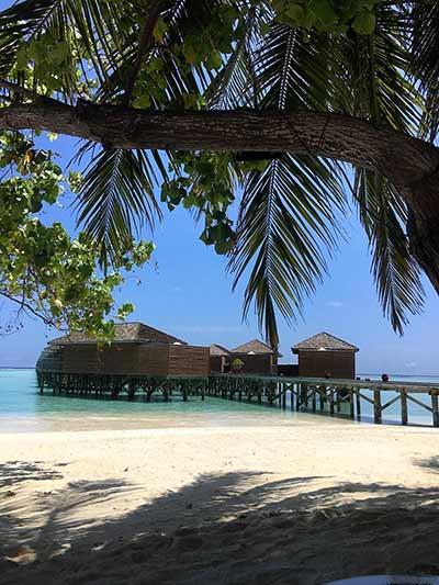 Valoración de viaje a Sri Lanka y Maldivas de María y David: Prestige Water Villas