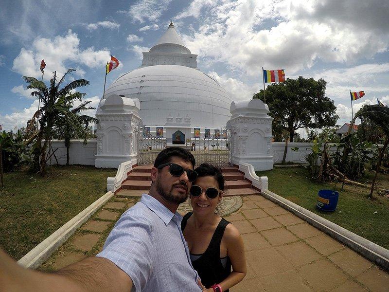 Viaje a Sri Lanka y Maldivas de María y David 06