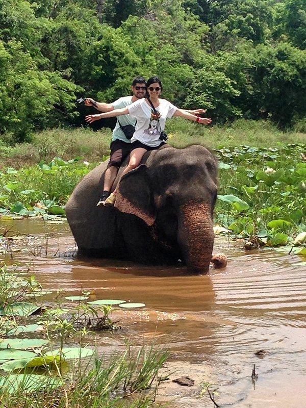 Viaje a Sri Lanka y Maldivas de María y David 07