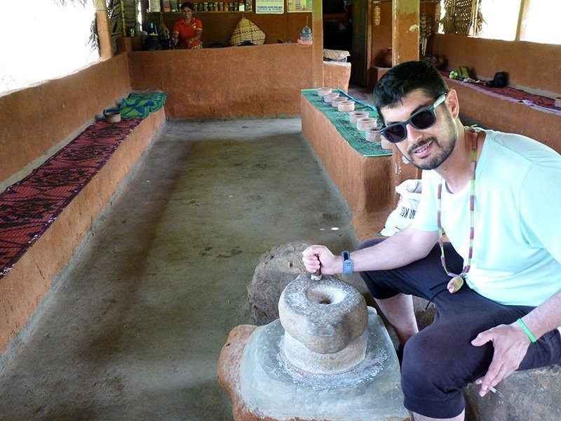Viaje a Sri Lanka y Maldivas de María y David 08
